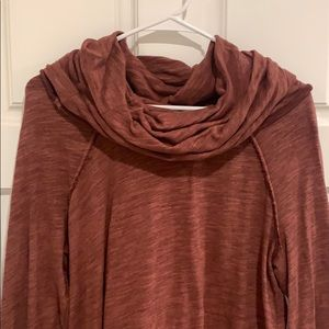 Free People Beach Cotton Cocoon Pullover, Size M/L
